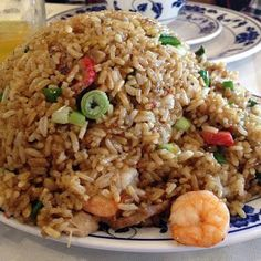 Crab Dip Recipes, Rice Recipes, Arroz Frito, Cilantro Lime Rice, Kitchen Recipes, Soups And Stews, Deli, Fried Rice, Sushi