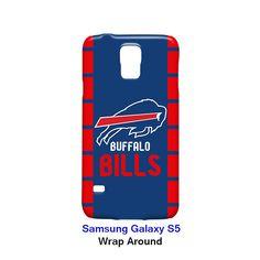 Buffalo Bills Samsung Galaxy S5 Case Cover Wrap Around