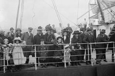 TheShipsList website, online since August 1999, will help you find your ancestors on ships' passenger lists.