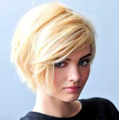 Cute Blonde Pixie Bob Style
