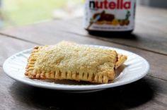 Nutella Pop Tarts | Tasty Kitchen: A Happy Recipe Community!