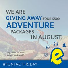 It's time for a giveaway in the near future! Stay tuned. #FunFactFriday #Giveaway