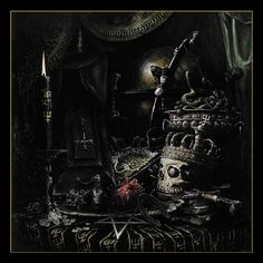 Zbigniew M. Bielak Wild Hunt for Metal band Watain, images via https://instagram.com/zbigniewmbielak