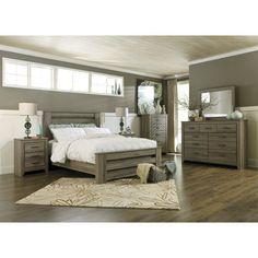 Signature Design by Ashley Zelen Panel Customizable Bedroom Set