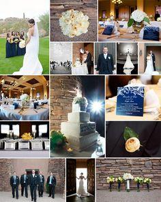 Navy wedding ideas | Navy wedding details | Navy Wedding invitations | Amanda Marie Photography