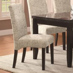 Best Fabric Dining Room Chairs