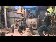 003 - Производство колоколов - YouTube
