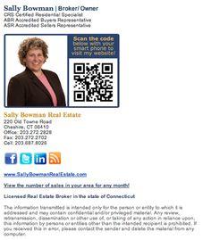 Gena Gilbert | Custom Email Signature Design | Outlook Email ...