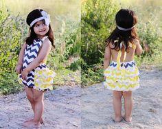 Cute outfit para una niñita :)