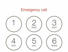 Know Your International Emergency Telephone Numbers
