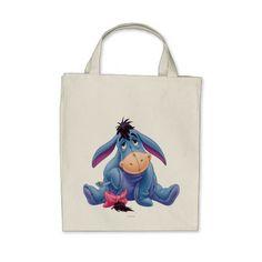 #ForSale #Authentic #Disney #Eeyore #Pooh #Tote #Bag #Poshmark #PoshHoliday