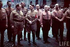 SA - Adolf Hitler & Hermann Göring LIFE Image