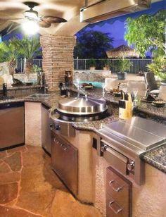 Outdoor Kitchen Designs-29-1 Kindesign