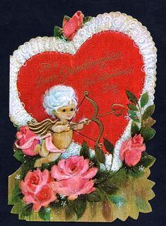 Valentine Card ( DJ 49)