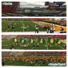 #Baylor Spirit. #SicEm. (via @cheryllmathis)
