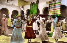 PROUHO, Danse Ouled Nails (CIM, 380) Algeria