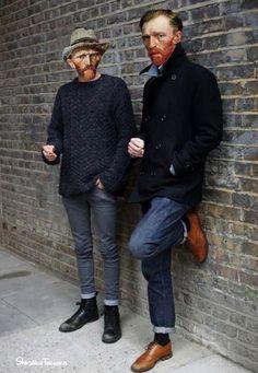 Fun - Van Gogh & Van Gogh