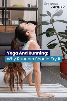 Yoga And Running: Why Runners Should Try It Running Routine, Cardio Routine, Yoga Routine, Running Workouts, Running Tips, Beginners Cardio, Running For Beginners, Interval Cardio, Yoga For Runners