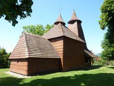 Trocany wooden church