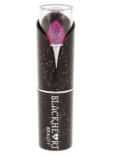 Blackheart Pink Glitter Lip Balm | Hot Topic