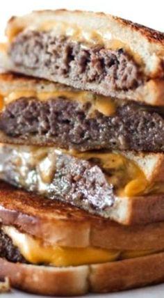 cheese burger dip bacon blue cheese burger bacon double cheese burger ...