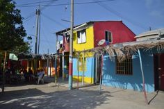 Islote Santa Cruz. Colombia