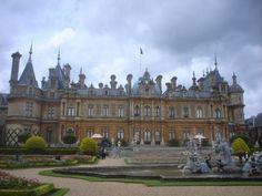 Victorian Era manor