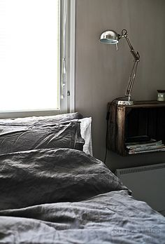 Saa kurkistaa blogi: Pieni kurkkaus uudistuvaan makuuhuoneeseen