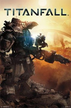 Titanfall by Electronic Arts