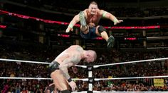 John Cena vs. Randy Orton: photos | WWE.com