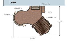 Pergola Patio Design | Patio Designs and Ideas