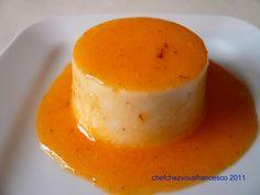 Chefchezvous: Panna cotta ai marron glaces e coulis di cachi