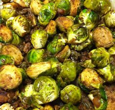 "Vegan MOFO: Day 5 An Ode to Vegan Bloggers When Brussels sprout lovers find out I dislike these little, cute cabbage balls their first response is, ""Well you have to try my recipe!"" Have you ever e..."