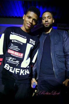 Jamal & Hakeem Lyon