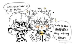 cute Chat Noir and Ladybug picture Ladybug And Cat Noir, Miraclous Ladybug, Ladybug Comics, Lady Bug, Marinette Ladybug, Catty Noir, Miraculous Ladybug Fan Art, Marinette And Adrien, Daddy