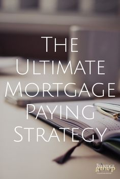 Read This Before You Decide to Pre-Pay Your Mortgage Pre Paid, Group, Reading, Reading Books, Libros