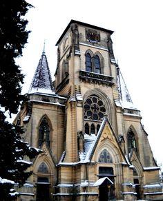 """Kostel bez věže ""- Karla Boromejského - Varnsdorf - Česko"