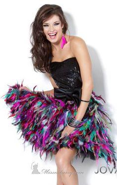 LimitedEdition NP728 V1272-01 #Jovani Hot Pink Prom Dress, Short ...