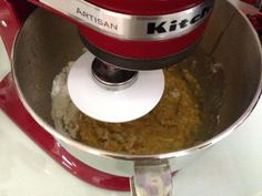 Kitchen Aid Recipes, Kitchen Aid Mixer, Kitchen Appliances, Kitchenaid, Biscotti, Food, Recipes, Diy Kitchen Appliances, Home Appliances
