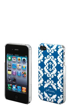 Petunia Pickle Bottom iPhone 4 & 4S Case