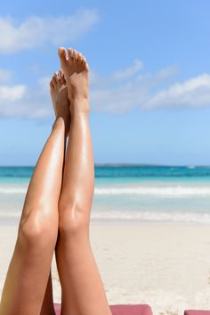 How to get perfect, party-ready legs in minutes
