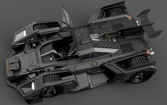 Batman Car, Batman Batmobile, Batman Redesign, Cool Car Drawings, Batman Wallpaper, Batman Universe, Ex Machina, Futuristic Cars, Armored Vehicles