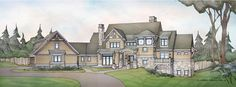 Eplans Craftsman House Plan - Show-Stopping Kitchen - 4296 Square Feet and 4 Bedrooms(s) from Eplans - House Plan Code HWEPL72260