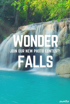Got great pictures of amazing #waterfalls? Join our #shuttout #photo #contest for free and see how many votes your #photos can get.  #landscapes #nature #waterfall #water