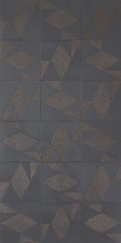 black lava stone tile
