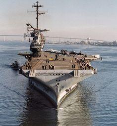 USS Bon Homme Richard CV-31   Flickr - Photo Sharing!