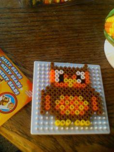 Uhu /Owl  hama perler beads