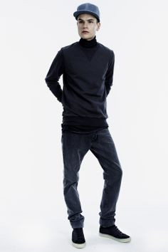 Image of SILENT by Damir Doma 2014 Fall/Winter Lookbook