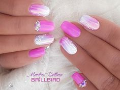 Are you looking for the latest and the most popular nails design ,acrylic nails ,fall nails,nails for summer,nails desig Popular Nail Designs, Pink Nail Designs, Acrylic Nail Designs, Acrylic Nails, Nails Design, Coffin Nails, Fingernail Designs, Nagellack Design, Pink Nail Art