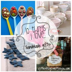 handmade presents | handmade gifts i love